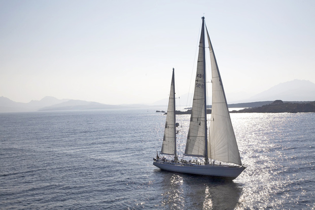 Cyclos, Burgess Yachts