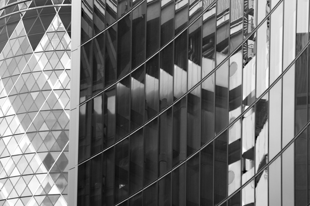 City Of London detail