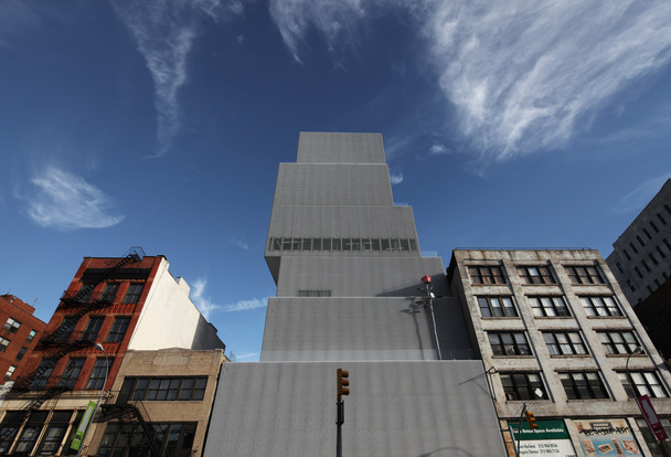 SANAA Architects, Museum of Contemorary Art New York