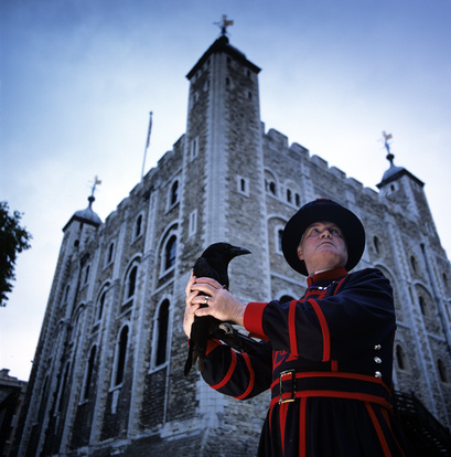 Beefeater Tower of London, Guardian Magazine