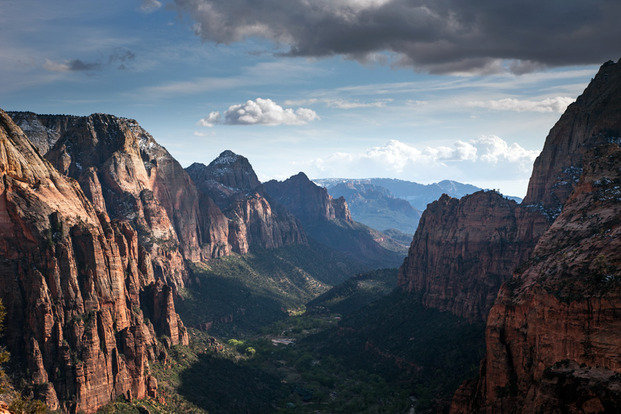 Angel's Landing, Zion National Park Utah