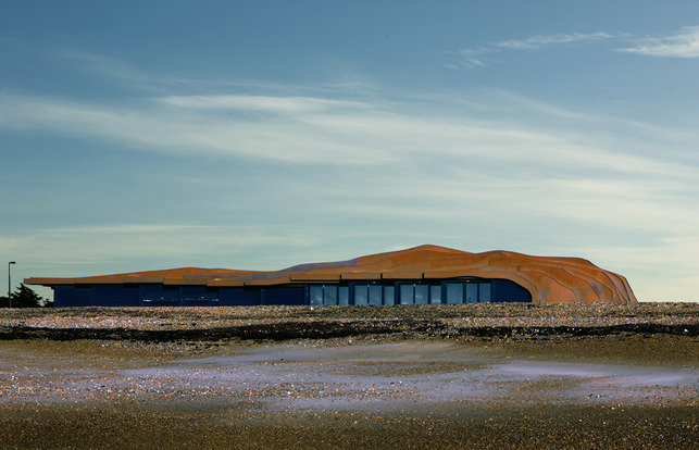 East Beach Café, Thomas Heatherwick