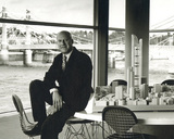 Lord Foster Architect, Sunday Times Magazine