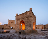 Fire Temple Azerbaijan, Four Seasons Hotels